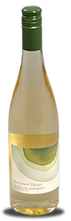 Anthony Road Riesling Semi-Sweet 2015 750ml